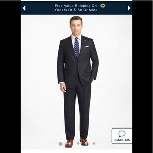 Brooks Brothers 1818 Madison Suit